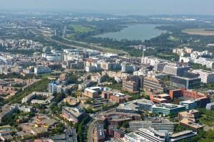 St Quentin en Yvelines